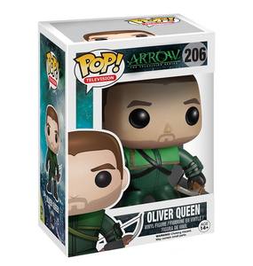 Giocattolo Action figure Oliver Queen. Arrow Funko Pop! Funko 0