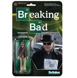 Action figure Heisenberg. Breaking Bad Funko ReAction