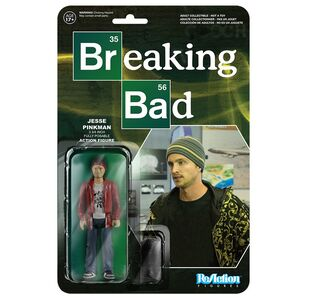 Giocattolo Action figure Jesse Pinkman. Breaking Bad Funko ReAction Funko 0