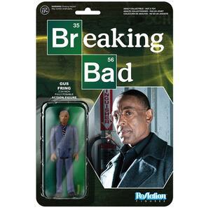 Action figure Gustavo Fring. Breaking Bad Funko ReAction - 2