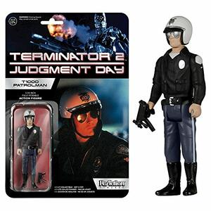 Action figure T-1000 Patrolman Funko