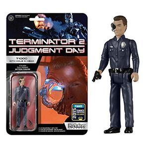 Funko ReAction Terminator. T-1000 Hole-In-The-Head