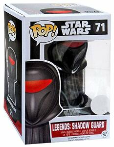 Funko Pop! Star Wars. Guardia Ombra