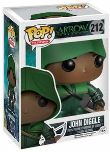 Funko POP! Television. Arrow. John Diggle. - 4