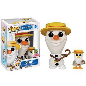 Funko POP! Disney Frozen. Barbershop Olaf and Seagull - 3