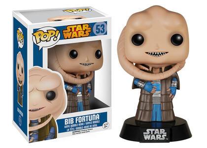Funko POP! Star Wars. Bib Fortuna - 3