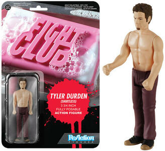 Funko ReAction Series. Fight Club Shirtless Tyler - 2