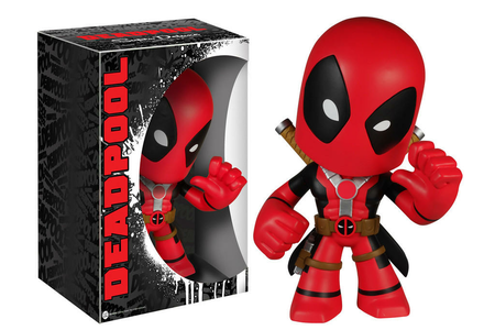 Giocattolo Action figure Deadpool. Marvel Funko Super Deluxe Vinyl Funko 0