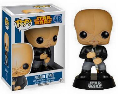 Funko POP! Star Wars Figrin Dan - 2