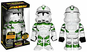 Giocattolo Funko Hikari. Star Wars: 442nd Siege Batlln Clone Trper (vfig) Funko 0