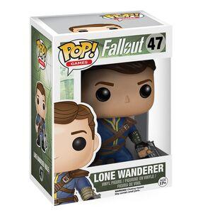 Giocattolo Action figure Lone Wander (Male). Fallout Funko Pop! Funko 0