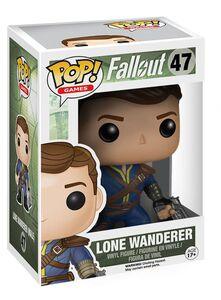 Giocattolo Action figure Lone Wander (Male). Fallout Funko Pop! Funko 1