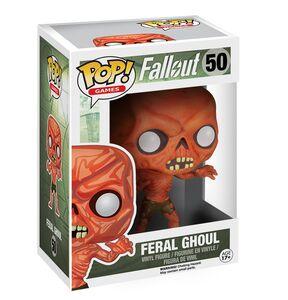 Giocattolo Action figure Feral Ghoul. Fallout Funko Pop! Funko 0