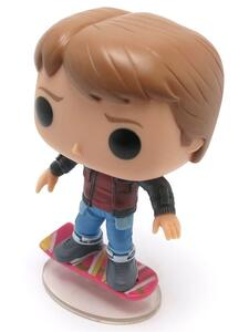 Funko POP! Movies. Back To The Future. Marty on Hoverboard. Vinyl Figur - 3