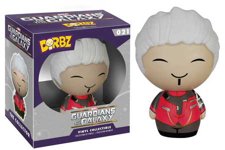 Giocattolo Action figure The Collector. Guardians of the Galaxy Funko Dorbz Funko 0