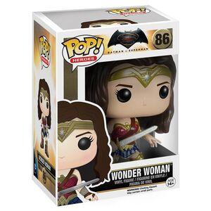 Giocattolo Action figure Wonder Woman. Batman v Superman Funko Pop! Funko 0