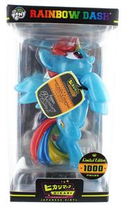 Giocattolo Funko Hikari. My Little Pony Glitter Orignal Rainbow Funko