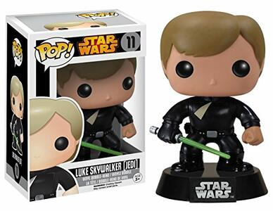 Funko POP! Star Wars. Luke Skywalker Jedi Bobble Head - 2