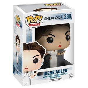 Funko POP! Television. Sherlock. Irene Adler.