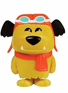Funko POP! Animation. Hanna Barbera Muttley Flocked Variant Vinyl Figur - 2
