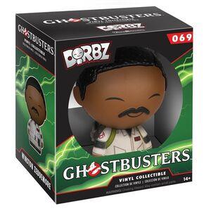 Giocattolo Action figure Winston Zeddemore. Ghostbusters Funko Dorbz Funko 0