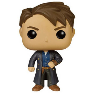 Giocattolo Action figure Jack Harkness. Doctor Who Funko Pop! Funko 0