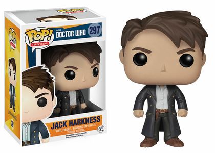 Giocattolo Action figure Jack Harkness. Doctor Who Funko Pop! Funko 1