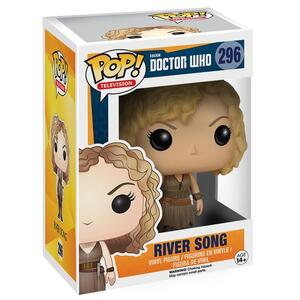 Funko POP! Doctor Who. River Song - 2