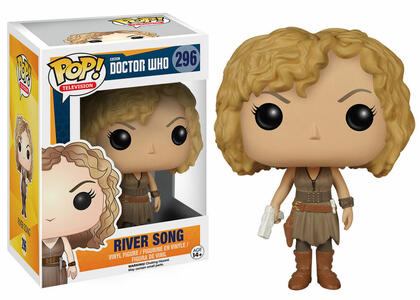 Funko POP! Doctor Who. River Song - 3