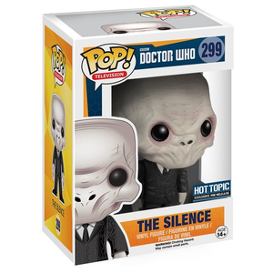 Giocattolo Action figure The Silence. Doctor Who Funko Pop! Funko 0