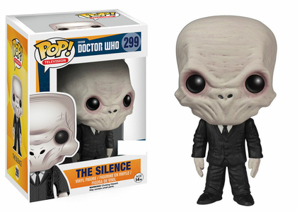 Giocattolo Action figure The Silence. Doctor Who Funko Pop! Funko 1