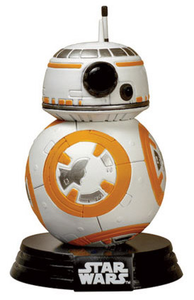 Giocattolo Figure POP! Star Wars. BB-8 Funko