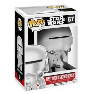 Giocattolo Action figure First Order Snowtrooper. Star Wars Funko Pop! Funko 1