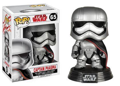 Giocattolo Action figure Captain Phasma. Star Wars Funko Pop! Funko 0