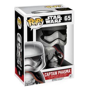 Giocattolo Action figure Captain Phasma. Star Wars Funko Pop! Funko 1