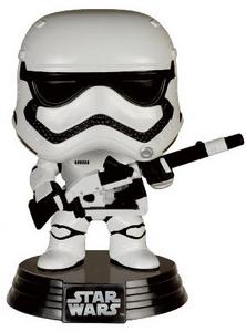 Giocattolo Figure POP! Star Wars-F. O. Storm Troop 2 Funko 0