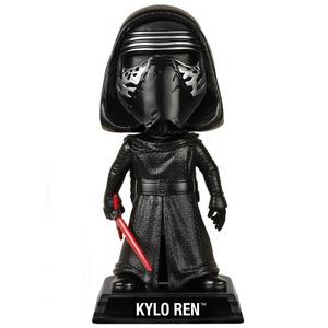 Giocattolo Action figure Kylo Ren. Star Wars Funko Wacky Wobbler Funko 0
