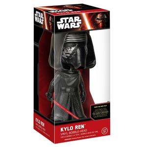 Giocattolo Action figure Kylo Ren. Star Wars Funko Wacky Wobbler Funko 1