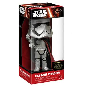 Giocattolo Action figure Captain Phasma. Star Wars Funko Wacky Wobbler Funko 1