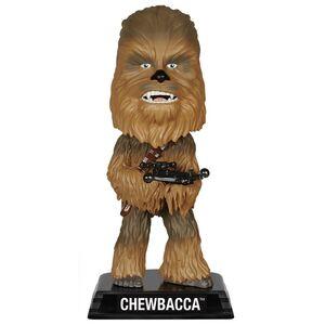 Giocattolo Action figure Chewbacca. Star Wars Funko Wacky Wobbler Funko 0