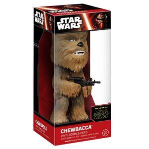 Giocattolo Action figure Chewbacca. Star Wars Funko Wacky Wobbler Funko 1