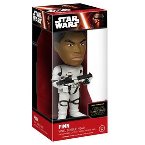 Giocattolo Action figure Finn Stroop. Star Wars Funko Wacky Wobbler Funko 1