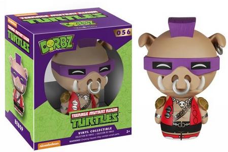 Giocattolo Action figure Bepop. Teenage Mutant Ninja Turtles Funko Dorbz Funko 0