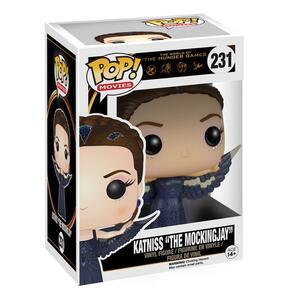 Funko POP! Movies. The Hunger Games Katniss ´The Mocking Jay´ - 2