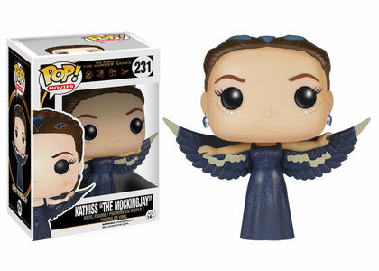 Funko POP! Movies. The Hunger Games Katniss ´The Mocking Jay´ - 3