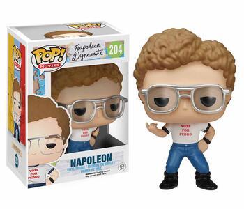 Action figure Napoleon. Napoleon Dynamite Funko Pop!