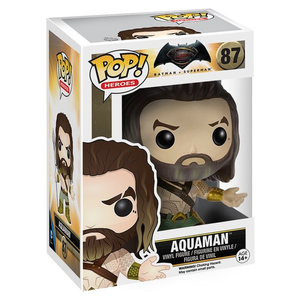 Giocattolo Action figure Aquaman. Batman v Superman Funko Pop! Funko 0