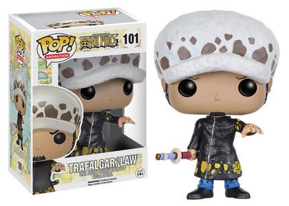Giocattolo Action figure Trafalgar Law. One Piece Funko Pop! Funko 1