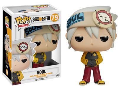 Funko POP! Soul Eater. Soul - 3