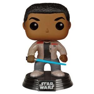 Giocattolo Action figure Finn con spada laser. Star Wars Funko Pop! Funko 0